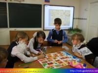 Участие в 3ем Всероссийском экологическом уроке.