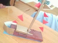 Как сделать весы из спичечных коробков 3 класс