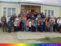 Знакомство первоклассников со школой. 2010г